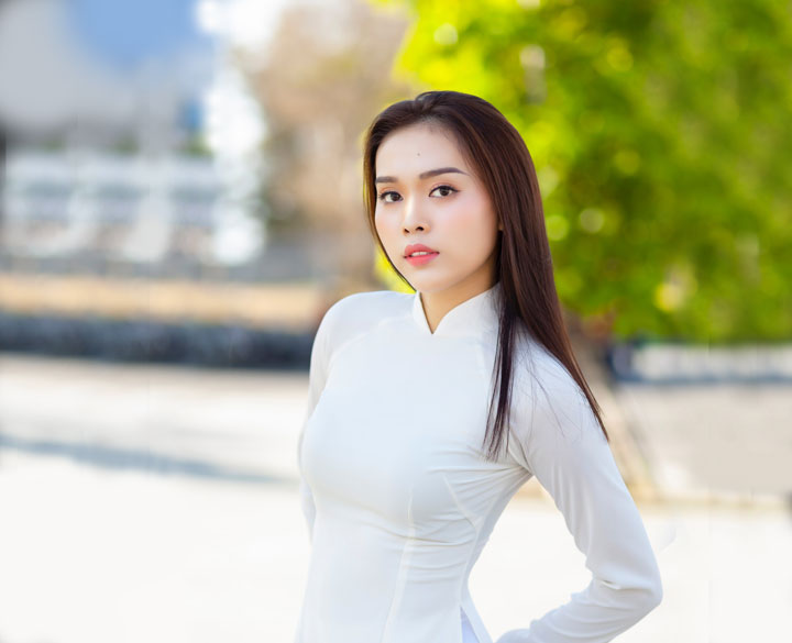 Vietnamese beautiful girl